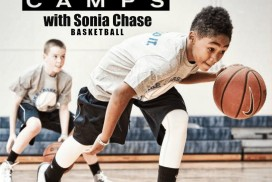 Sonia Chase Basketball Nike Camp 16