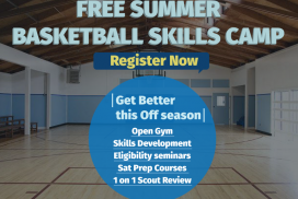 Summer Basketball Skills Camp 2016
